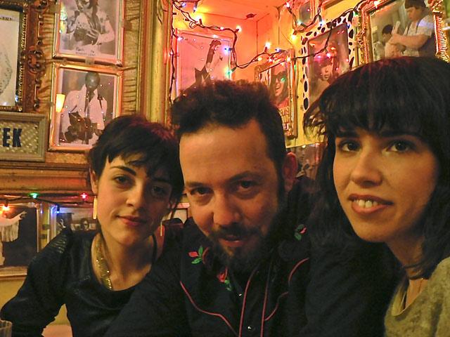 """Six Acts"" actress Sivan Levy, director Jonathan Gurfinkel, and writer Rona Segal"