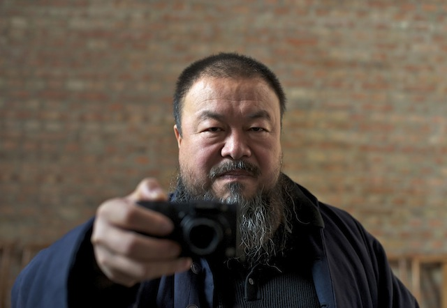 Ai WeiWei: Never Sorry (image via)