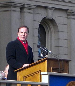 Michigan Attorney General Bill Schuette (via Wikipedia)