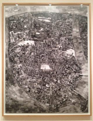 "Sohei Nishino, ""New York, 2006"" (2006) (click to enlarge)"