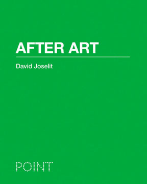 After Art by David Joselit cover