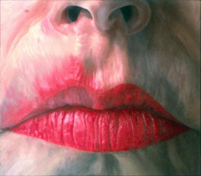 "Catherine Murphy, ""Persimmon"" (1991)"