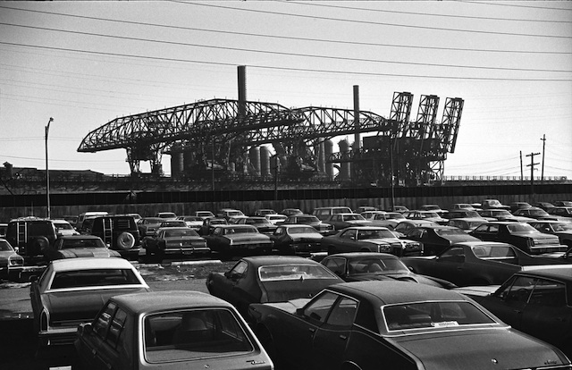 South Chicago Industrial, 1982 (image via Flickr)