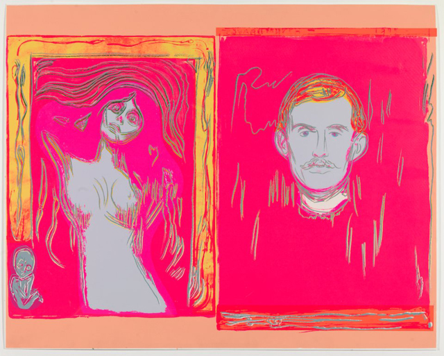 Collection of Henriette Dedichen, Oslo; © 2013 The Andy Warhol Foundation for the Visual Arts, Inc. / Artists Rights Society (ARS), New York