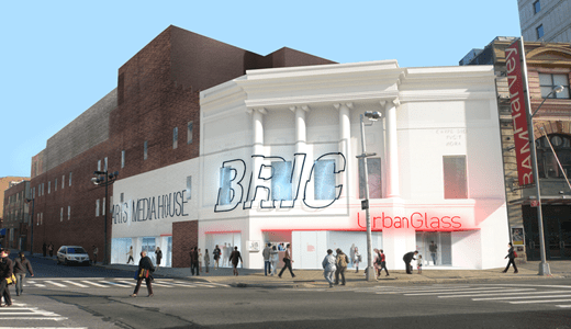 The new BRIC in downtown Brooklyn sounds very promising.
