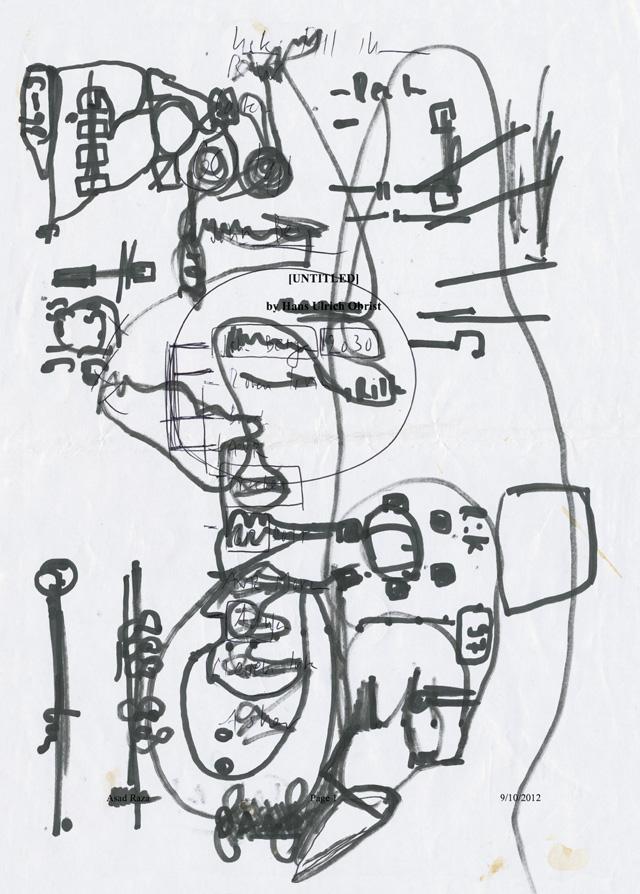 Inside the Mind of Hans Ulrich Obrist