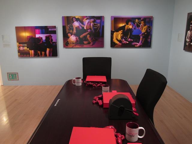 The Manananggoogle board room. Image courtesy The  Mail Order Brides/M.O.B.