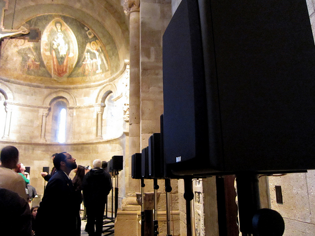 Janet Cardiff The Forty Part Motet