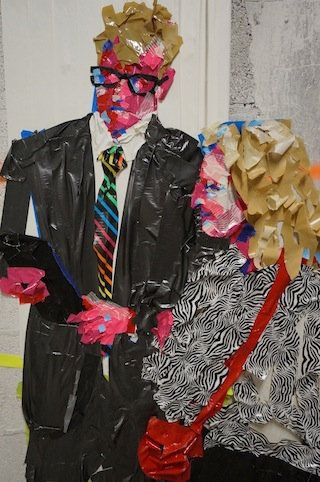 """Tirtzah Bassel, """"Duct Tape Miami"""" (click to enlarge)"""
