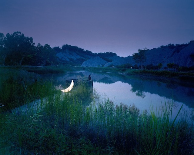 """""""Private Moon"""" in Formosa"""