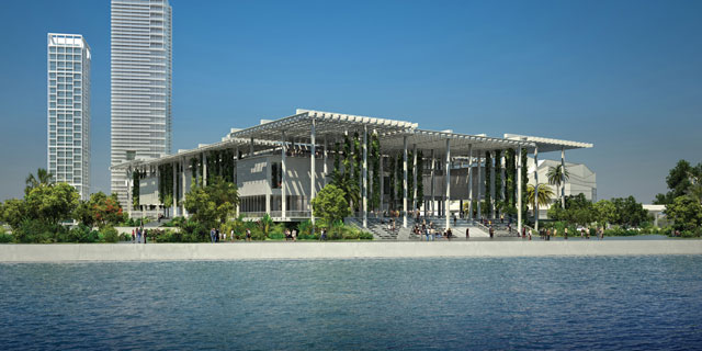 The new Pérez Art Museum Miami (via pamm.org)