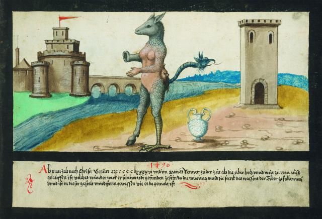 """""""1496 – Tiber monster"""""""