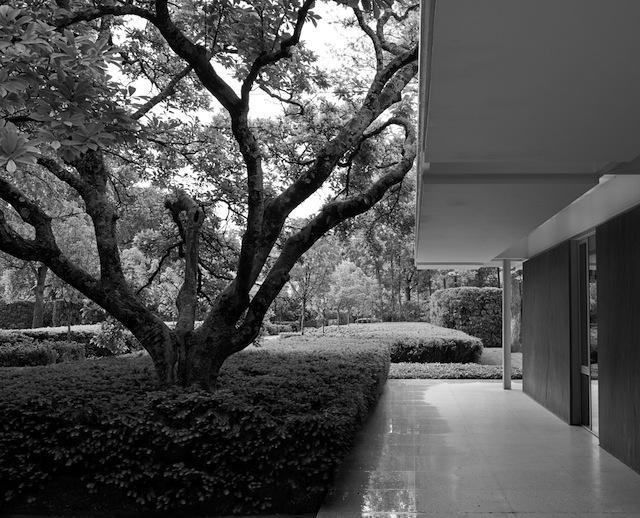 Miller Garden Columbus, IN Photograph © Millicent Harvey, 2013, courtesy The Cultural Landscape Foundation.