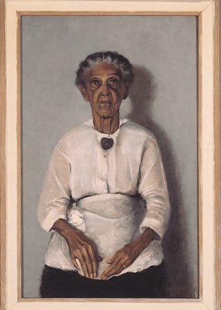 Portrait of Grandmother