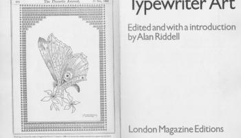 Typewriter Art, Online