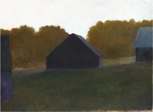 """""""Adams Farm Evening IV"""""""