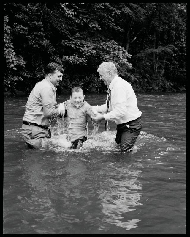 "Hunter Barnes, ""Baptism"""