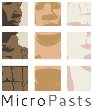MicroPasts logo (via MicroPasts)