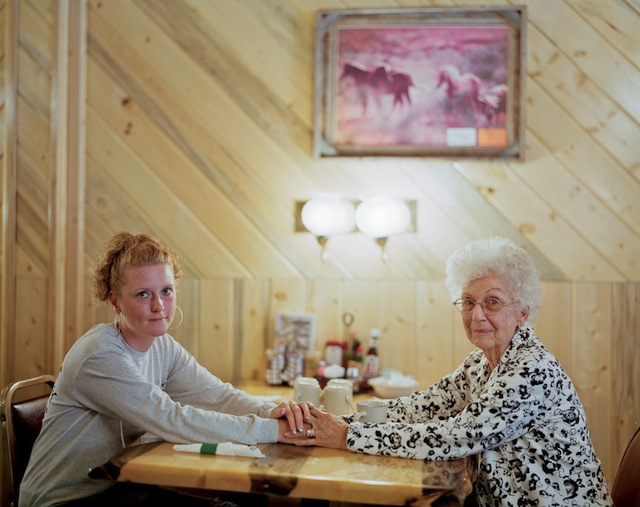 Donna and Donna, 2011, Craig, CO from Touching Strangers (Aperture, May 2014)