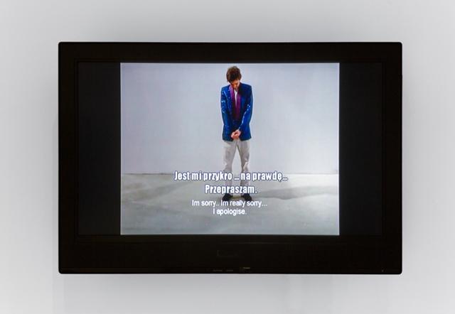 "Oskar Dawicki's video ""I'm Sorry"""
