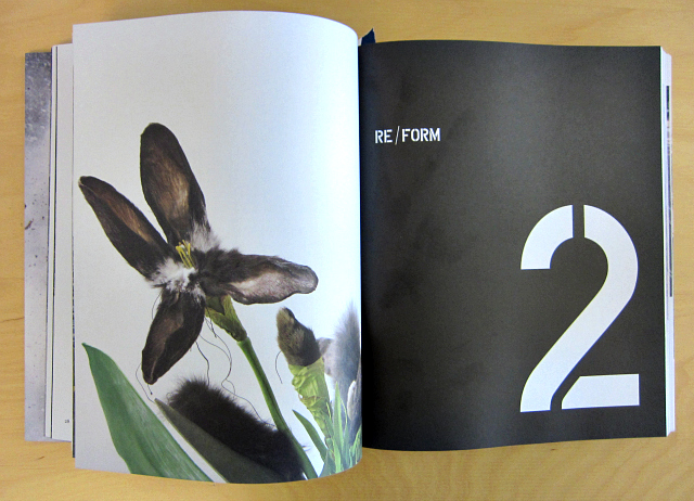 """Art & Ecology Now"" (photograph of the book by the author for Hyperallergic)"