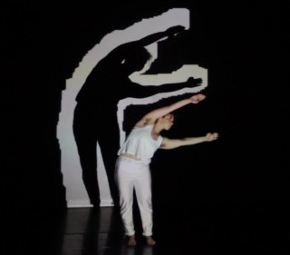 """Matt Romein in collaboration with Sophie Sotsky """"Header Munging"""" (2014) (still from video by Monica Wise)"""