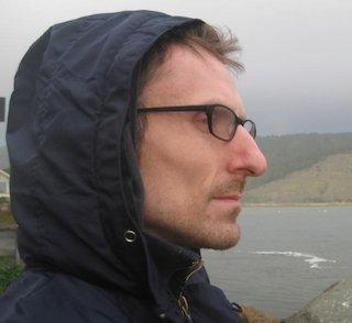 Eric Baus, Author Photo