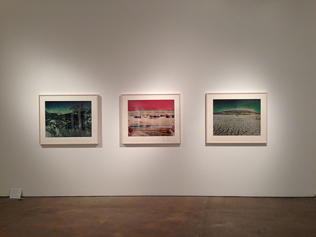 Photographic series by Patrick Nagatani