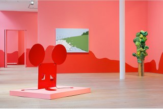Installation view, Pace Gallery, London. photo: Courtesy the Artist and Pace, London