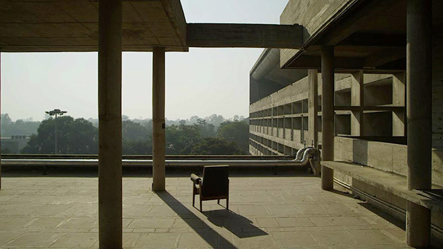 The Rise and Fall and Rise Again of a Chair by Le Corbusier