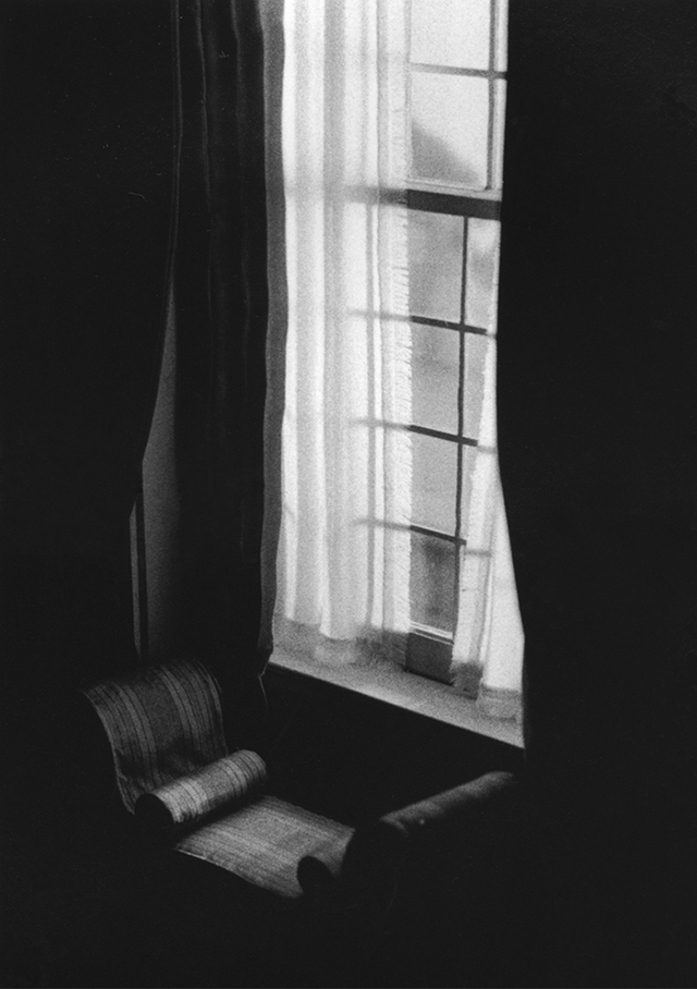 Chaise by Window, 1996 - photo courtesy of Lennon Weinberg, Inc.