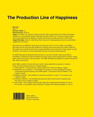 The cover of Christopher Williams's 'The Production Line of Happiness'
