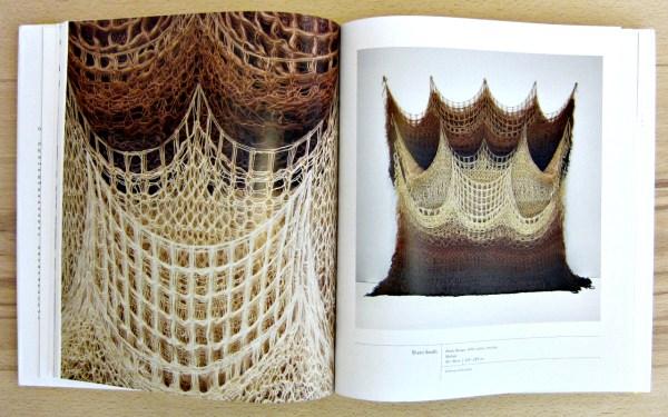 Weaving Bridge Fiber Sculpture' Unraveling History