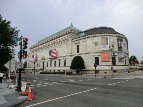 Corcoran Gallery Washington DC