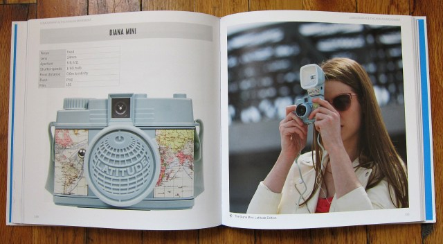 Diana Mini (photograph of the book by the author)