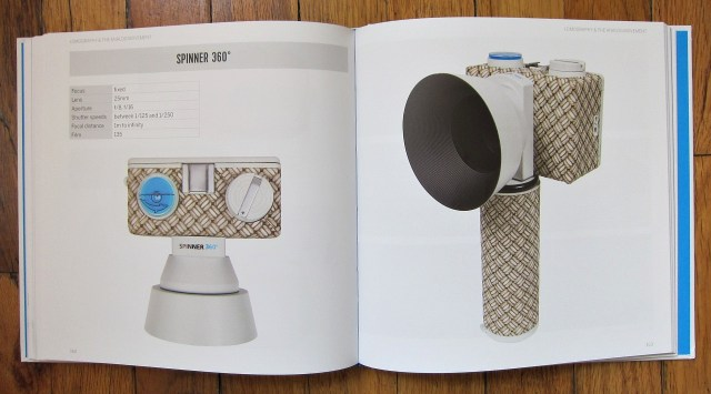 Spinner 360 (photograph of the book by the author)