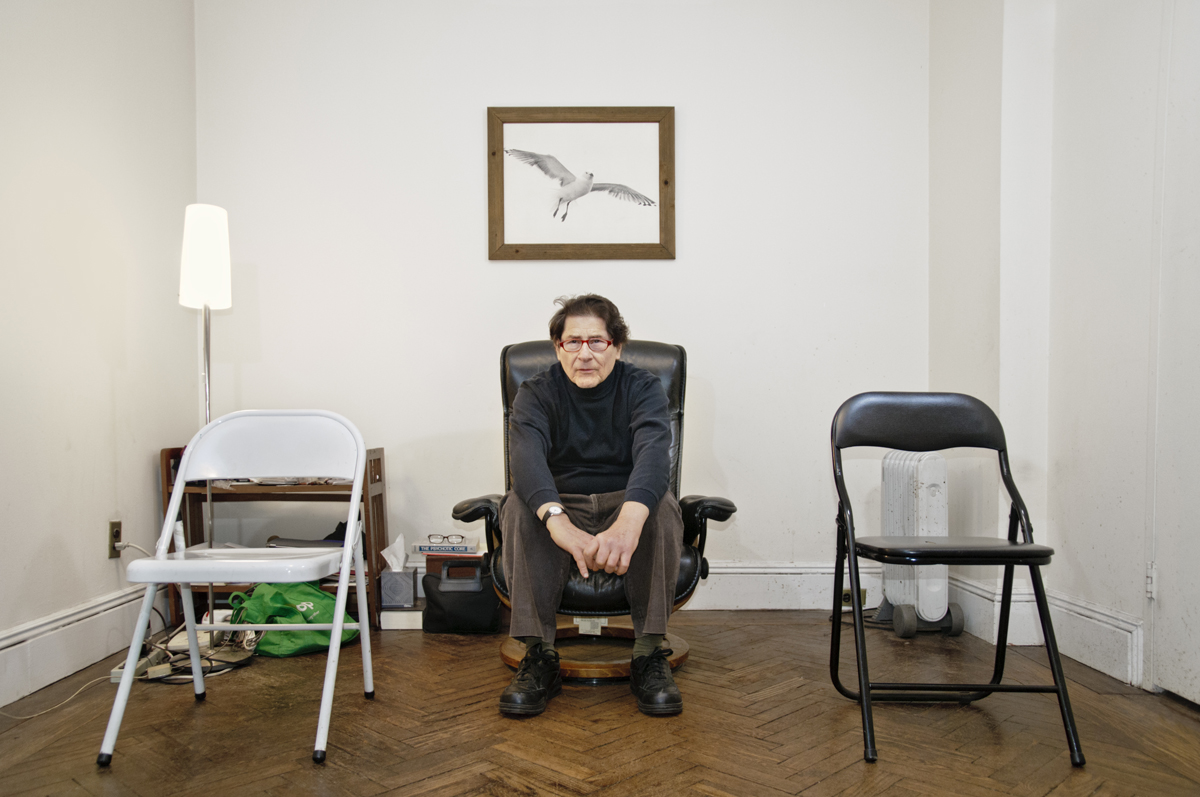 Psychiatrist Chair Pensive Portraits Behind The Office Doors Of 50 Therapists