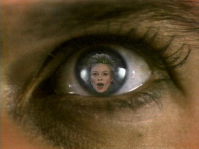 "Nam June Paik, still from ""Good Morning Mr. Orwell"" (1984), video, 38 min (image courtesy Electronic Arts Intermix [EAI], New York)"