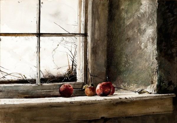 Finding Refuge In Wyeth' Windows