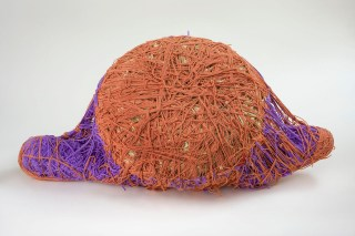 "Judith Scott, ""Untitled"" (1993), fiber and found objects (© Creative Growth Art Center, photo © Benjamin Blackwell)"
