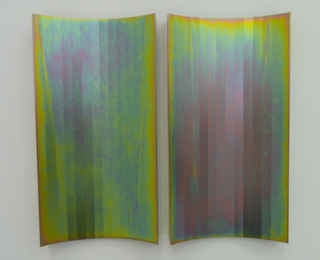 """Andreas Sala's """"Tutto Tropicale"""" (2014) in the Galerie Antoine Ertaskiran booth"""