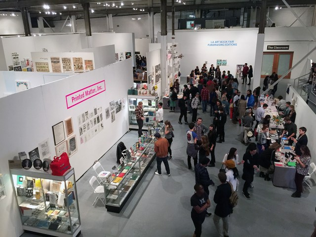 The 2015 LAABF