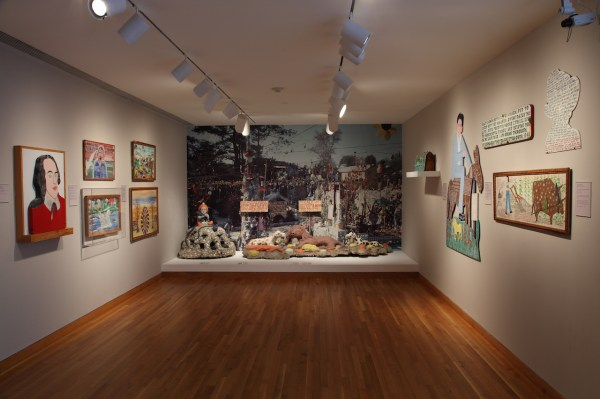 Atlanta' High Museum Folk Art Curator
