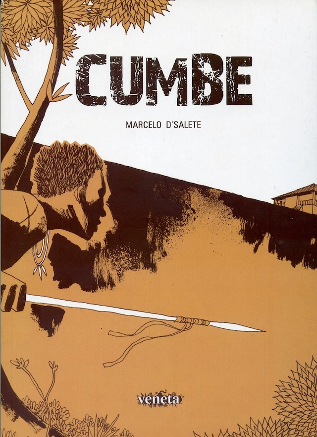 Cumbe by Marcelo D'Salete (image courtesy of the artist)