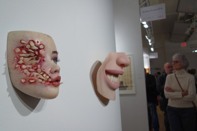 Sculptures by Colin Christian, Stephen Romano Gallery
