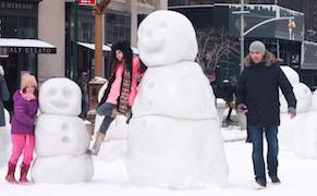 """Peter Regli, """"Snow Monsters"""" (2015)"""