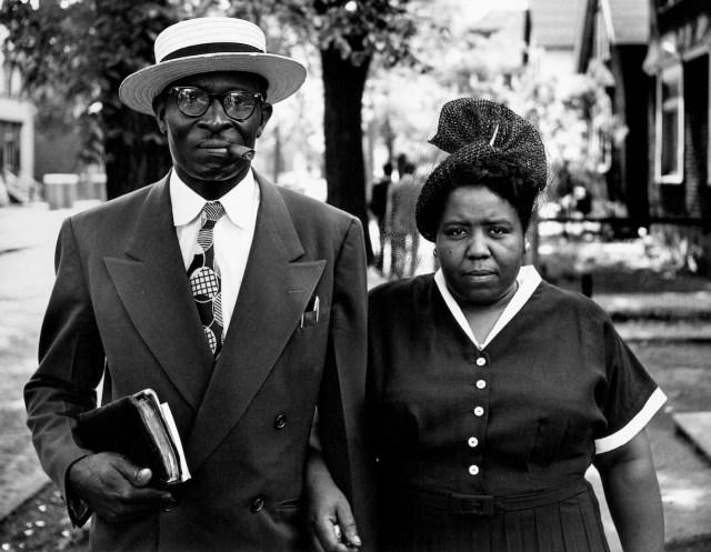 01. Husband and Wife, Sunday Morning