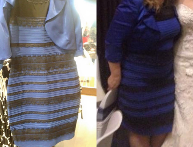 the dress photo copy