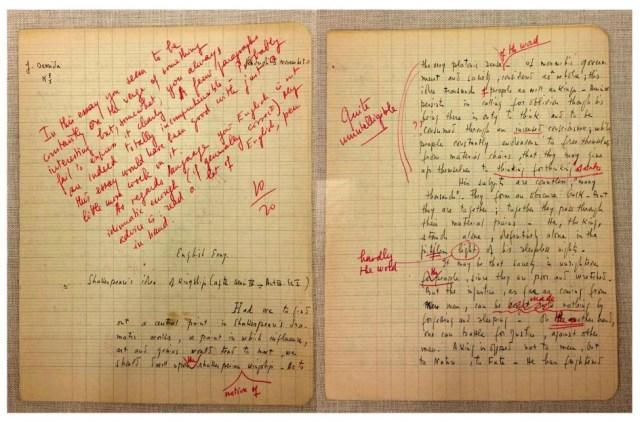 Derrida's essay on Shakespeare (image via imgur.com) http://i.imgur.com/A3UWOGY.jpg