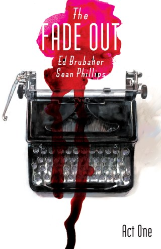 Cover of the 'The Fade Out, Vol. 1' (all images courtesy Image Comics unless otherwise noted) (click to enlarge)